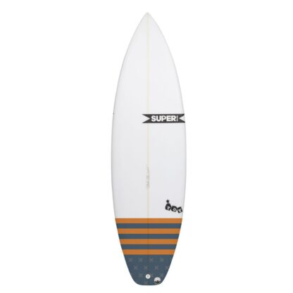 SUPERBRAND Toy Surfboard