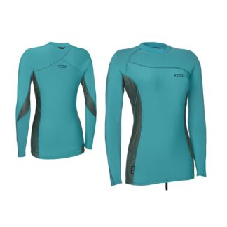 ION Neo Womens Wetsuit Top LS