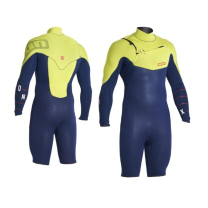 ION Onyx Mens Wetsuit Shorty Springy LS