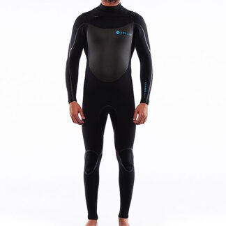 Adelio Connor Mens Wetsuit Steamer 4-3mm LS