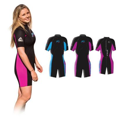 Adrenalin Aquasport X Ladies Wetsuit Springsuit
