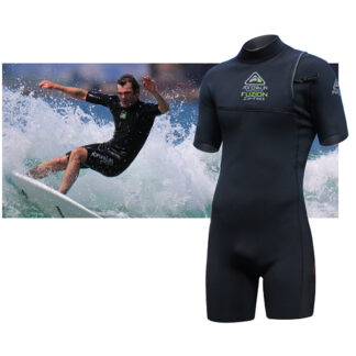 Adrenalin Fuzion Zip Free Springsuit Wetsuit