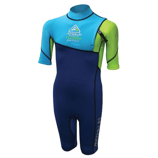 a8dd9a79b7 Adrenalin Fuzion Kids Wetsuit Spring Zipless - BUY ONLINE! - Manly ...