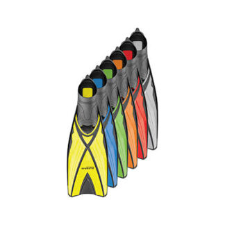 Mirage Enduro Poly Fins Set