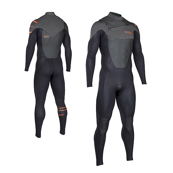ION Element Wetsuit Semidry BS Steamer 3-2mm LS