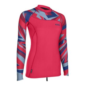ION Neo Womens Wetsuit 2-1mm Top LS