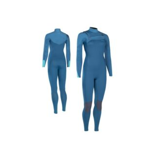 ION Trinity Womens Wetsuit Semidry 4-3mm