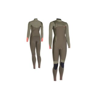 ION Trinity Womens Wetsuit AMP Zipless