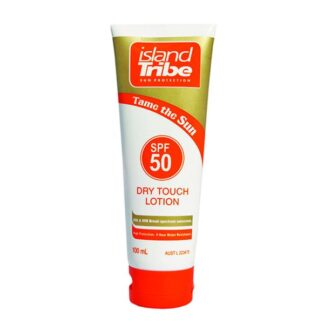 Island Tribe SPF 50 Dry Touch 100ml Sunscreen