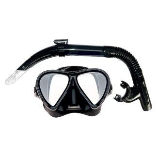 Mirage Stealth Mask Snorkel Set