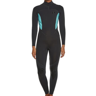 Ocean & Earth Ladies Wetsuit Steamer 3-2mm LS Back Zip