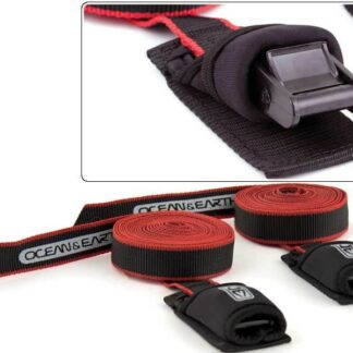 Ocean & Earth Tie Downs Straps 3.6m