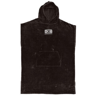 Ocean & Earth Mens Corp Hooded Poncho