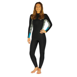 Reeflex Freerider Zipperless Ladies Wetsuit Steamer 3-2mm