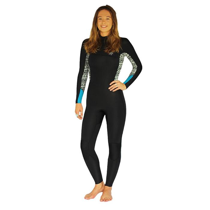 Reeflex Freerider Zipperless Ladies Wetsuit Steamer 3-2mm