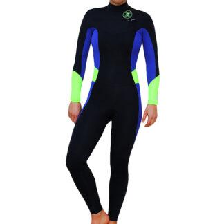Reeflex Lilly Retro Ladies Wetsuit Steamer 3-2mm