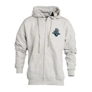 SUPERBRAND Handcraft Hoodie Zip Heather Fleece