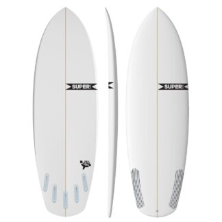 SUPERBRAND Fling Surfboard FCS11