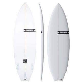 SUPERBRAND Spam Surfboard