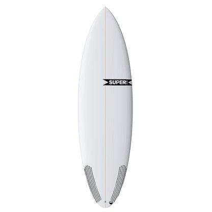 SUPERBRAND PigDog Surfboard