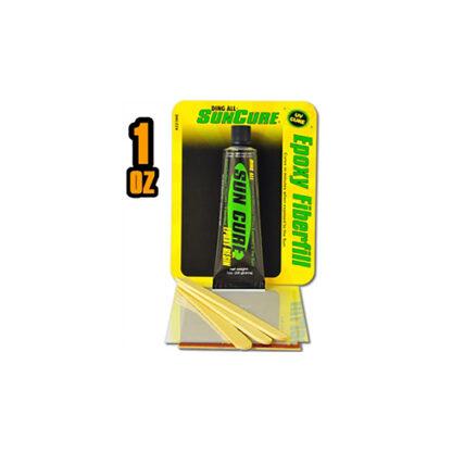 Sun Cure Epoxy Fiberfill Kit