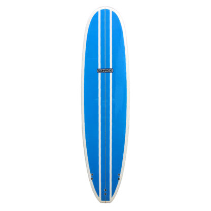 Sunride Surfboard Mal Blue Panel