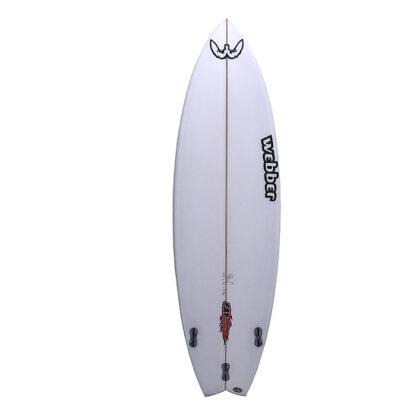 Webber Fatburner Surfboard