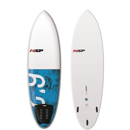 NSP Hybrid Surf EF Surfboard