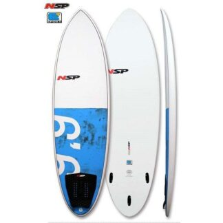 NSP Hybrid Short Surf EF Surfboard