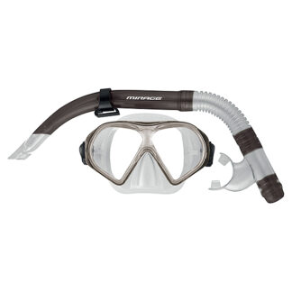Mirage Freedom Mask Snorkel Set