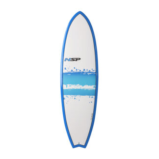NSP 03 Elements Fish VC Surfboard