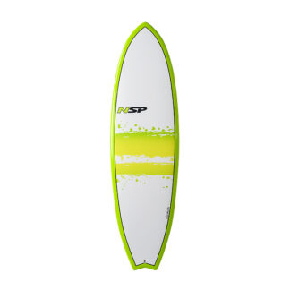NSP 04 Elements Fish VC Surfboard