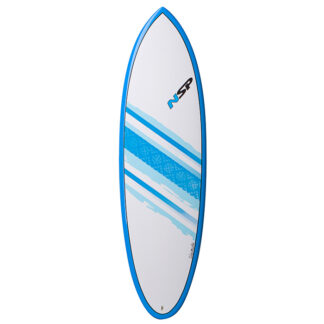 NSP 04 Elements Hybrid Surf Shortboard