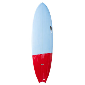 NSP 04 Fighting Fish Surfboard
