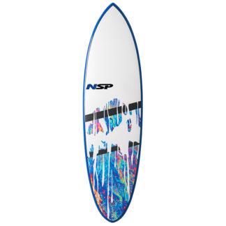 NSP 05 E-Plus Hybrid Shortboard