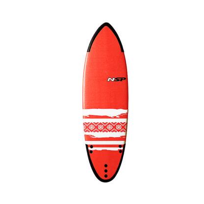 NSP 05 Soft EVA Hybrid Shortboard