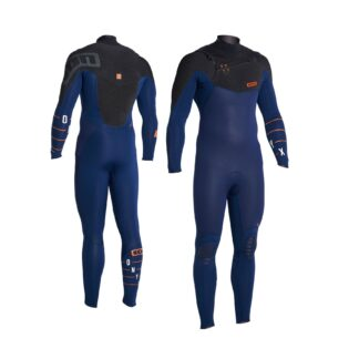 Ion Amp Mens Wetsuit Steamer 4-3mm
