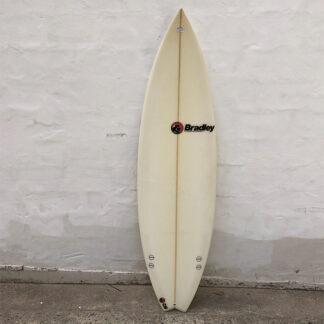 5'10 Bradley Surfboard