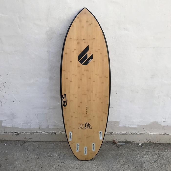 5 39 4 ecs bulldog second hand surfboard buy online manly surfboards. Black Bedroom Furniture Sets. Home Design Ideas