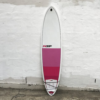7'2 NSP Second Hand Surfboard