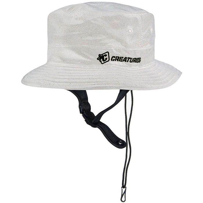 Creatures Surf Bucket Hat - BUY ONLINE! - Manly Surfboards 3a3d741b88f