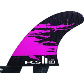 FCS II GM PC Carbon Tri Fin Set