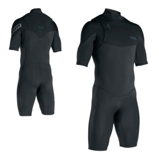 ION Wetsuit BS Onyx Core Shorty SS 2-2 Fz DL