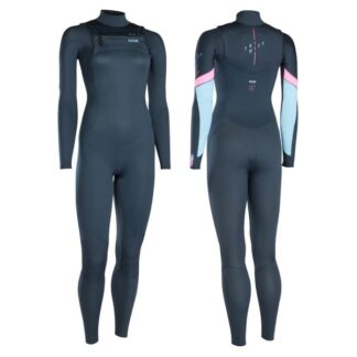 ION Trinity Element Womens Wetsuit Semidry 3-2mm Wetsuits