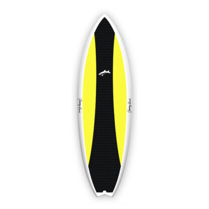 Jimmy Lewis Striker 8'5 Yellow SUP