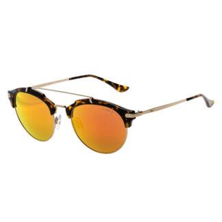 Liive Shifter Revo Sunglasses Gold Tort