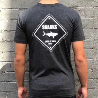 Manly Surfboards Shark T-Shirt