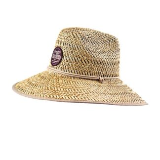 Ocean & Earth Bula Rush Cane Hat