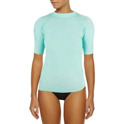 Ocean & Earth Ladies Cosmic SS Rash Vest
