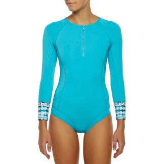 Ocean & Earth Sisco Ladies Rash Suit LS